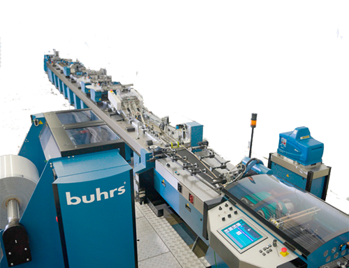 buhrs 7000, buhrs 3000. paper wrapping, poly wrapping, flexible wrapping, flexible packaging, paper packaging